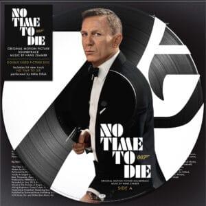 Picture Disc BOND - Daniel Craig