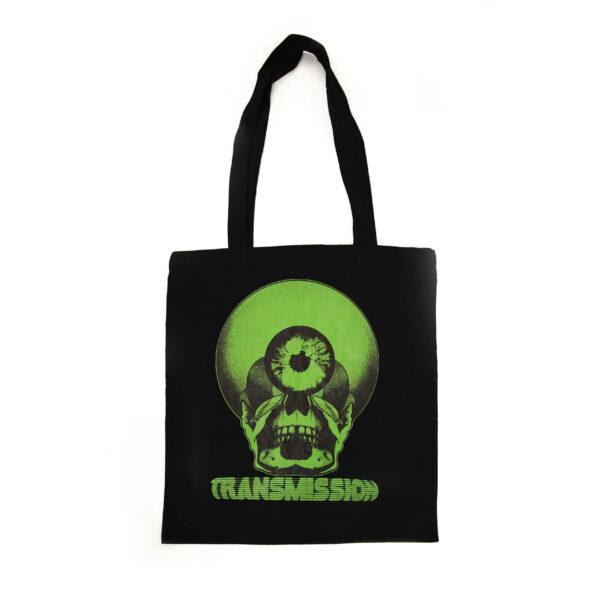 Transmission bag green