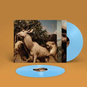 interpol blue vinyl