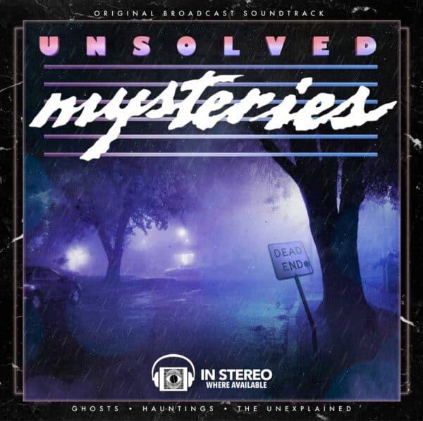Unsolved mysteries vinyl