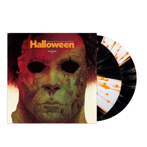 halloween vinyl
