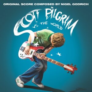 scott pilgrim blue vinyl