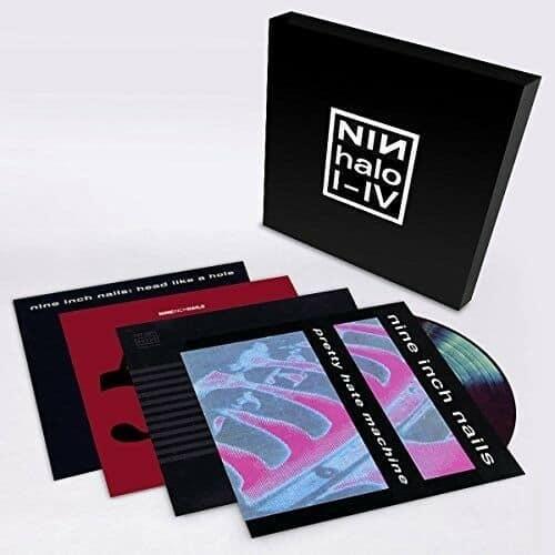 nine inch nails vinyl box set